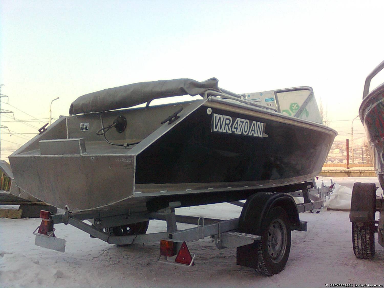 фото лодки wr 470