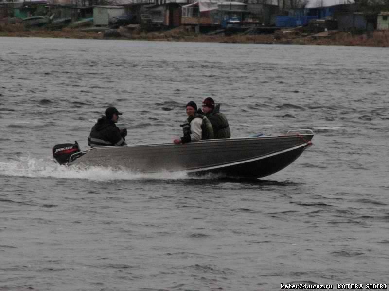 лодка алюминиевая моторно-гребная блик 40