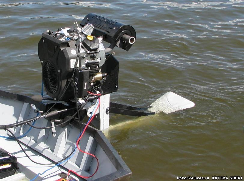 болотоход для лодок своими руками видео